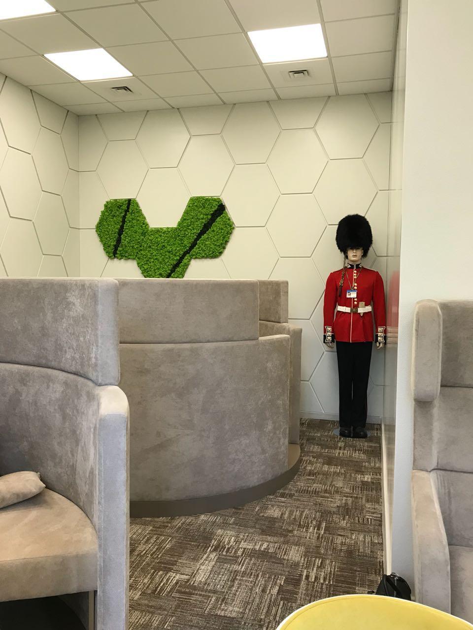 Стеновые панели в офис РДМ