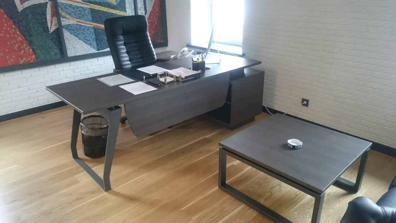 Мебель для кабинета руководителя Камс