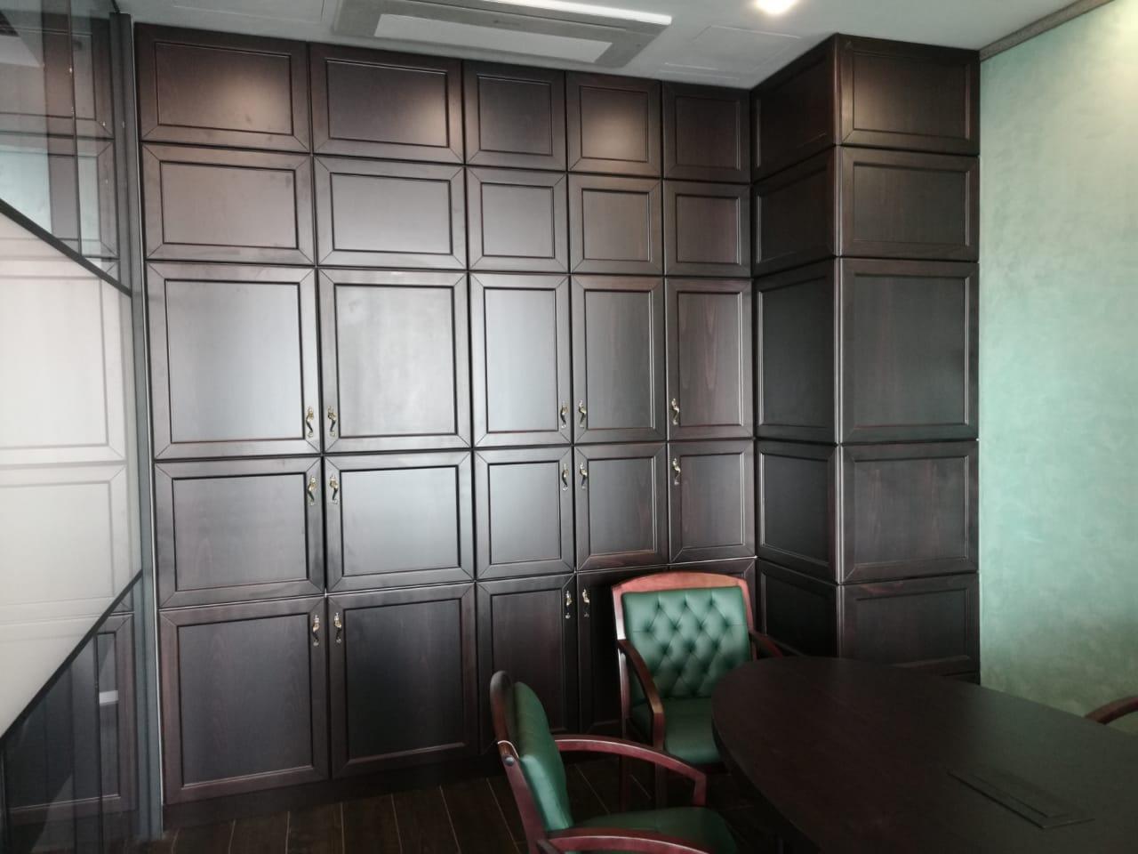 Изготовление кабинета адвокатского бюро
