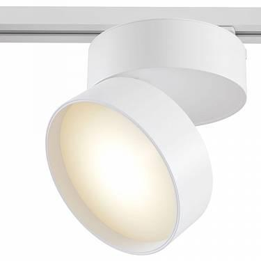 Трековый светильник Maytoni Technical Track lamps TR007-1-18W3K-W-OUT
